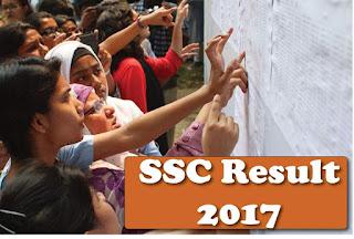SSC Result 2017