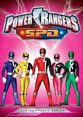 Power Rangers SPD - Siêu Nhân Xe VietSub