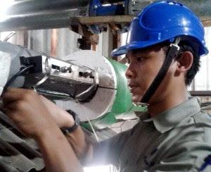 Pemasangan Ultrasonic Flow Meter