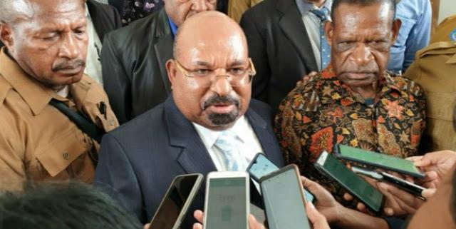 Gubernur Lukas: Bangun Istana Presiden Bukan Solusi Masalah Papua