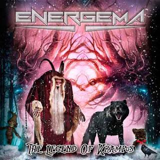 """Το ep των Energema """"The Legend of Krampus"""""""