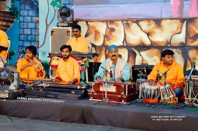 गोविन्द साव के संगीत संयोजन में छत्तीसगढ़ के कलाकारों की प्रस्तुति नागपुर महाराष्ट्र में