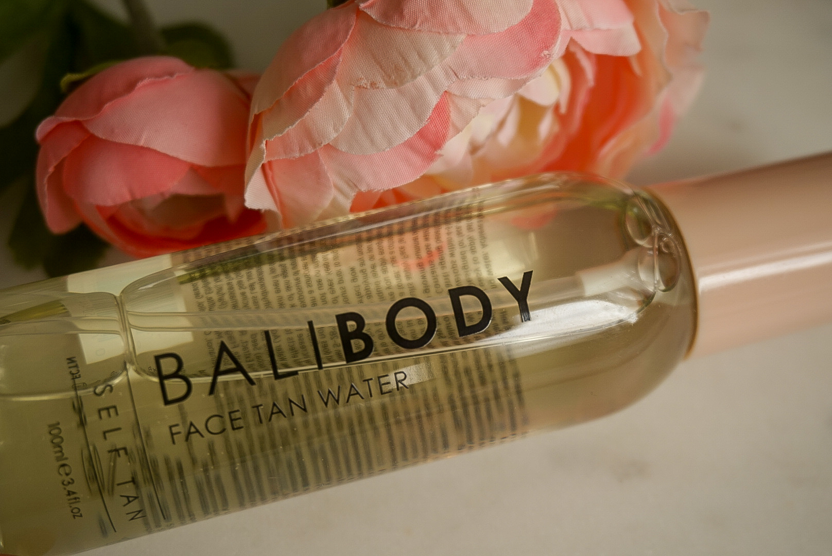 Bali Body Face Tan Water | Not Vicarious