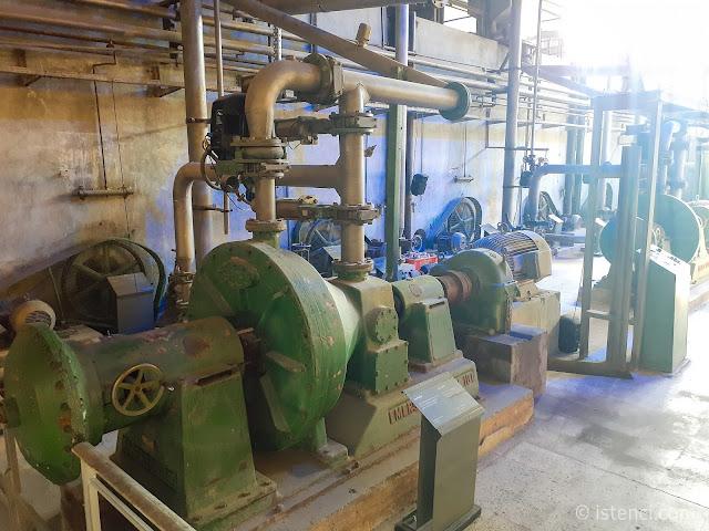 İzmit Seka Kağıt Fabrikası - Su Pompası