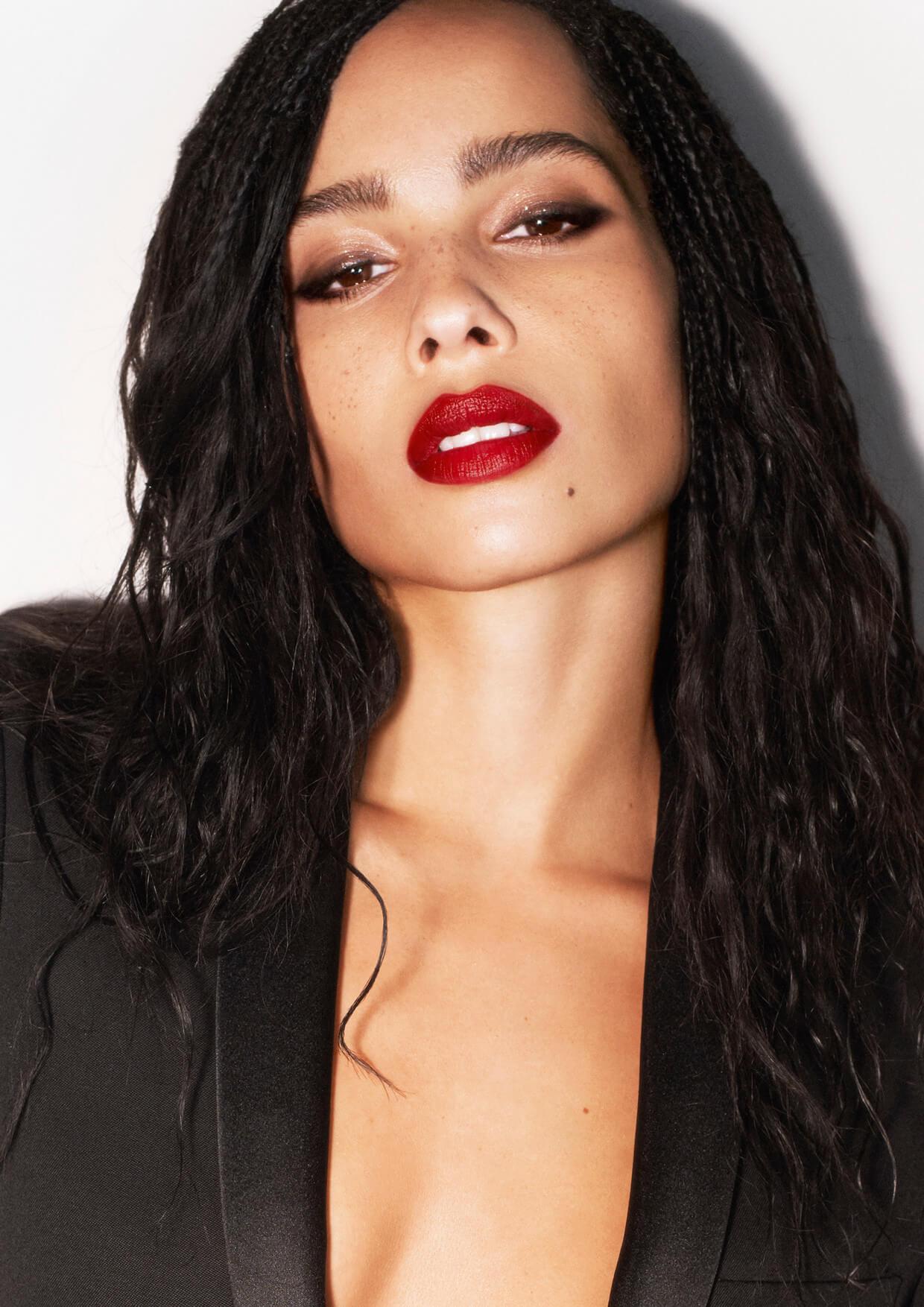YSL Pur Couture Zoe Kravitz