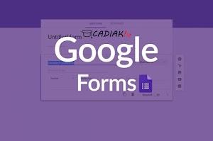 Apa itu Google Form, Bagaimana Cara Memanfaatkannya Untuk Guru?