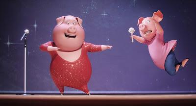 Cena do filme Sing: Quem Canta Seus Males Espanta (Divulgação: Studio Universal)