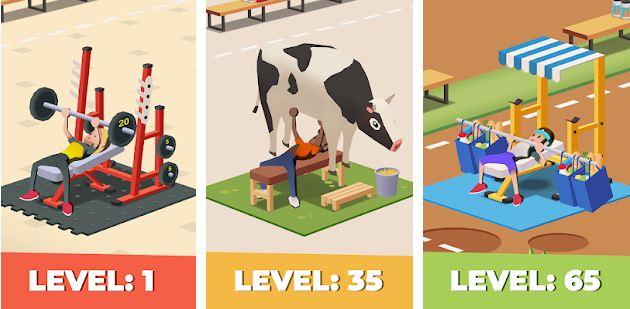 download Idle Fitness Gym Tycoon Mod Apk 1