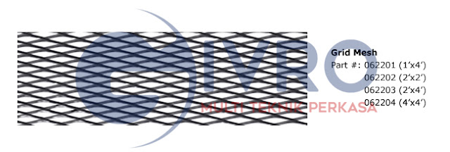 Gridmesh Expanded Metal