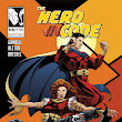 Jamie Gambell: Hero Code - reworked cover for the relaunch