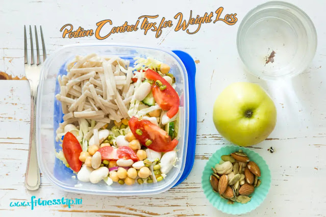 Portion Control Tips for Weight Loss