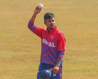 PNG vs Nepal 2nd ODI 2021 Highlights