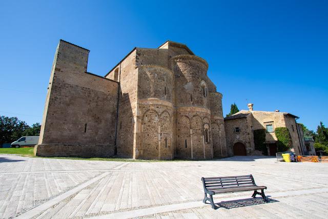 Abbazia di San Giovanni in Venere-Fossacesia-Esterno