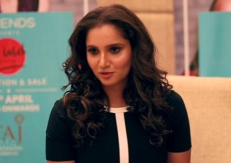 I have become No.1 in world after 3 Surgeries! – Sania Mirza