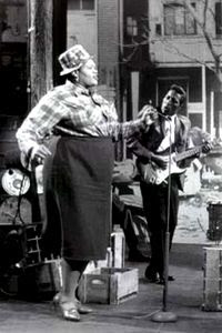 big mama thornton & buddy guy