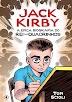 Biografia de Jack Kirby em Quadrinhos é o primeiro lançamento da Conrad em 2021