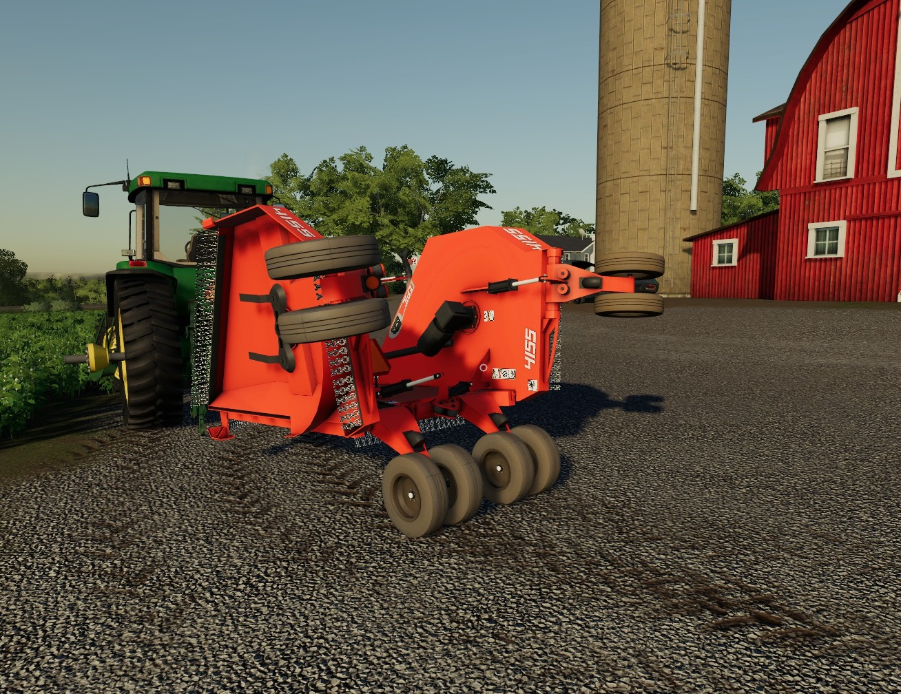 FS19 Rhino Mower Ag Epic 4155