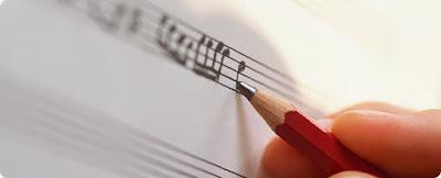 Când ai scris ultima dată partitura unui cântec alcătuit de tine? - imagine preluată de pe site-ul niu.edu