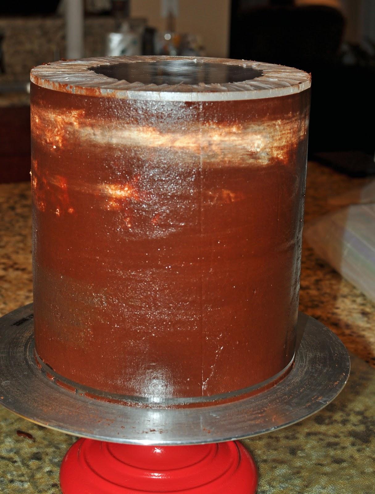 """12 Inch Round Ganaching Plates Acrylic Cake Decorating Discs 12/"""""""