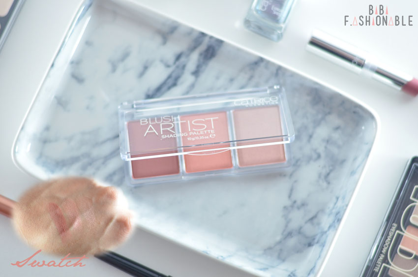 Bloggers Favorites Blush Artist Shading Palette 010 BronzEclat
