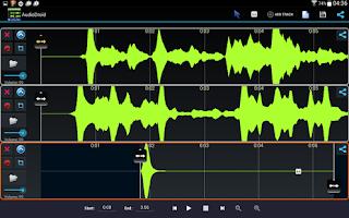 تطبيق Audio Mix Studio افضل تطبيق تعديل الملفات الصوتية على الأندرويد