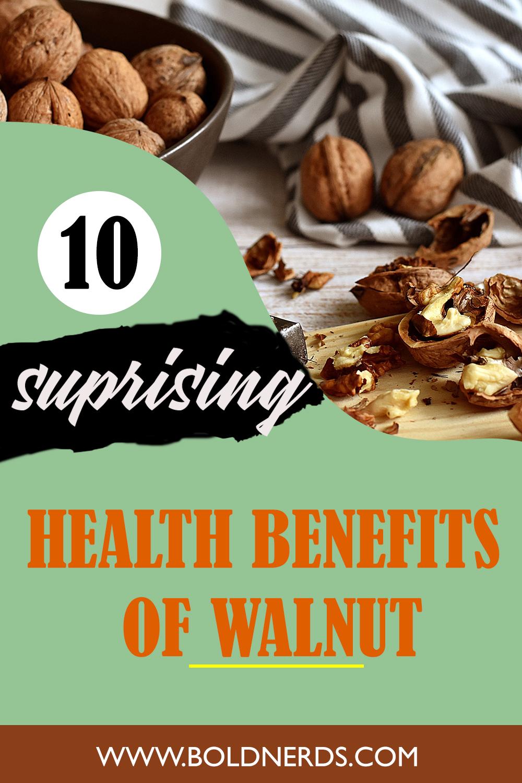 Breathtaking health benefits of walnut