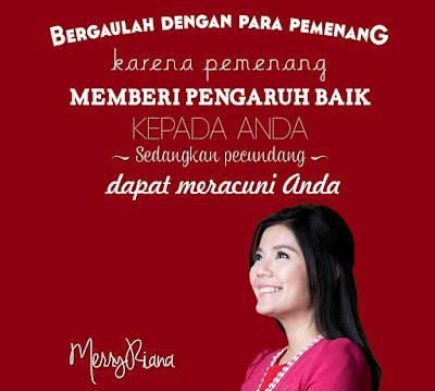 Kata Mutiara Merry Riana