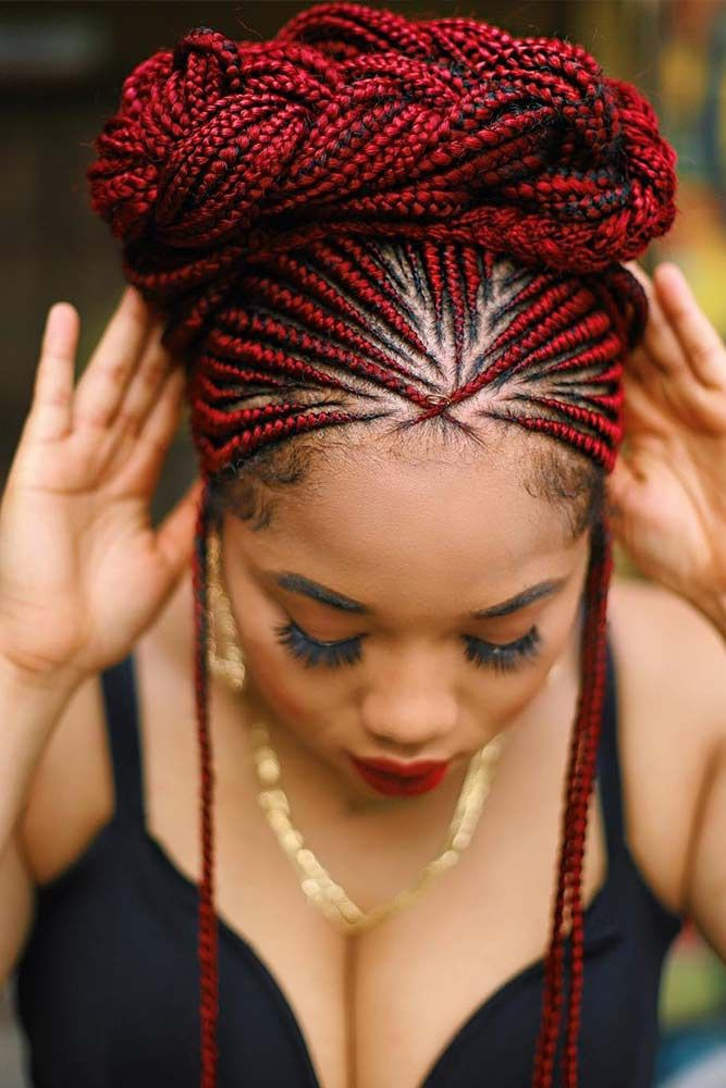 New African Women Hairstyles