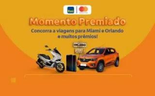 Promoção Itaú Momento Premiado 2019 Mastercard Cartões