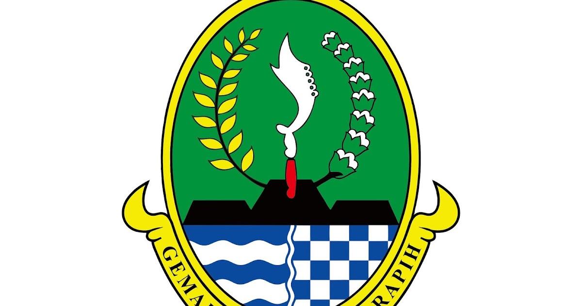 Logo Provinsi Jawa Barat cdr - logo vector/cdr (corelDraw)