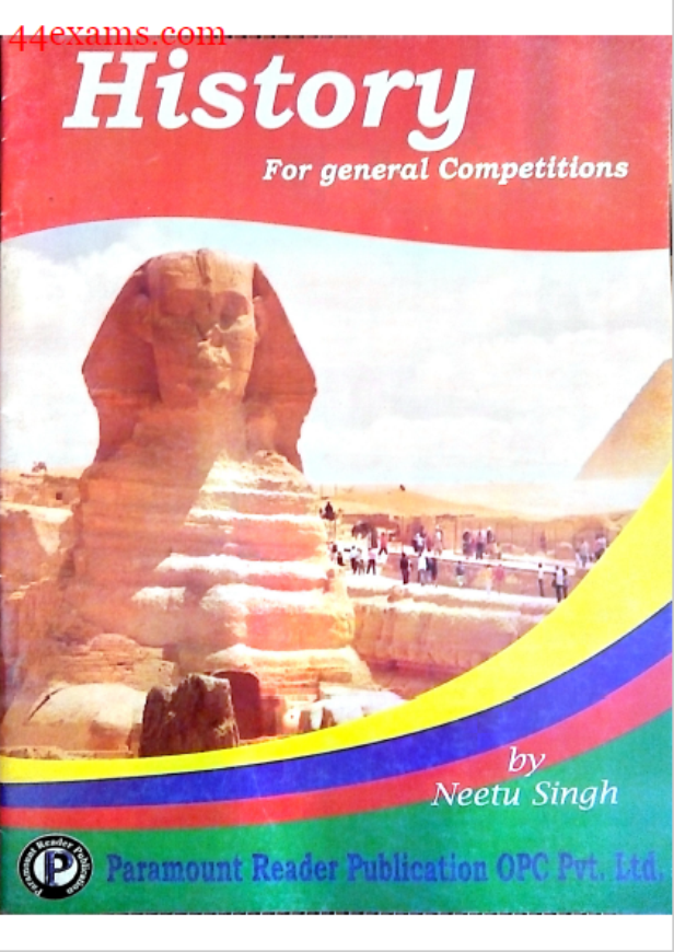 Paramount History : For All Competitive Exam PDF Book