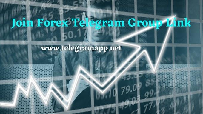 Join Forex Telegram Group Link
