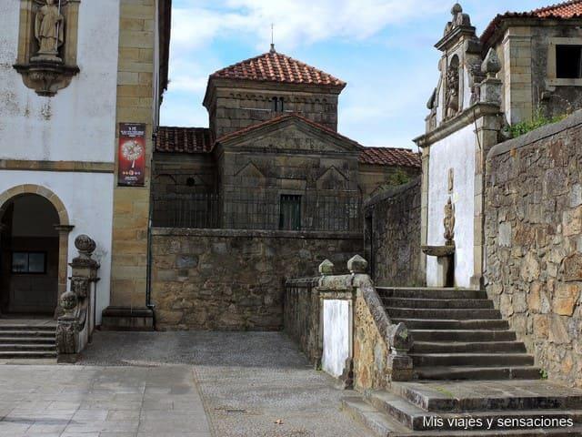 Capilla de San Fructuoso de Montelius, Braga, Portugal