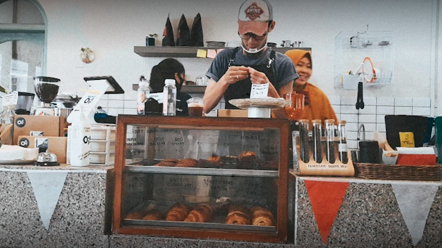 Lowongan Kerja Assitant Baker Gule Cakery by Oi Coffee Serang