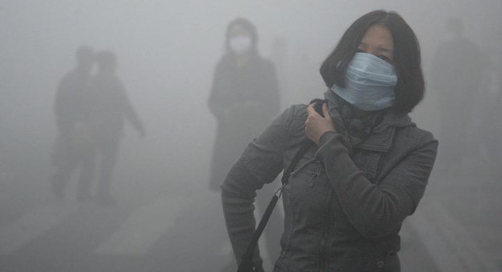 Contaminación afecta tu salud