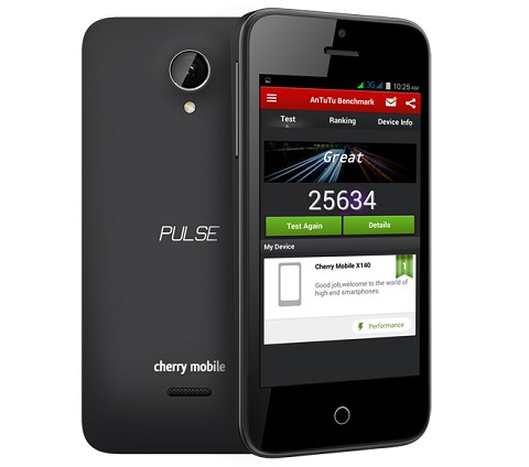 Cherry Mobile Pulse: Specs, Price and Availability