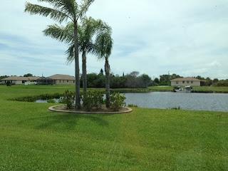 terrain avec vue mer en vente - Floride - USA