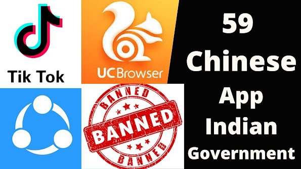 Chinese apps installed in your mobile
