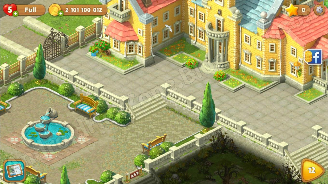 Gardenscapes Hack Screenshot Save Game No Root Androidhexzone