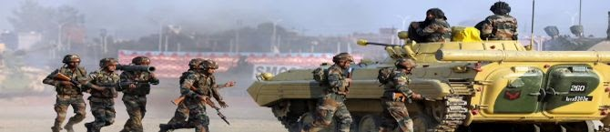 India Military Accelerates Historic Overhaul To Counter China