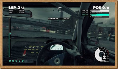 DiRT 3 Games Screenshots
