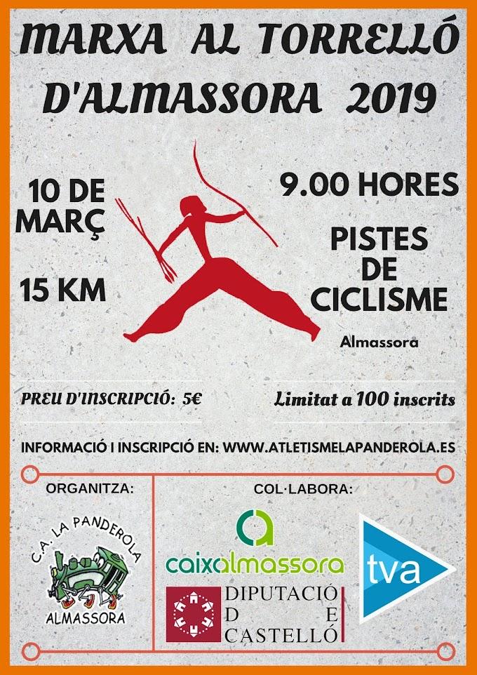 MARXA AL TORRELLÓ ALMASSORA 2019