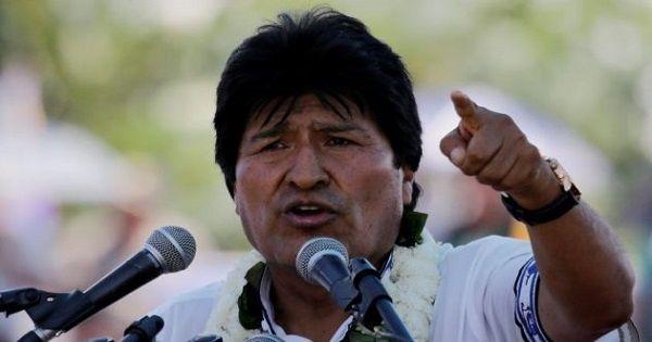 Morales recordó plan oligárquico chileno para frenar su nación