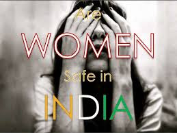 Women safe in india