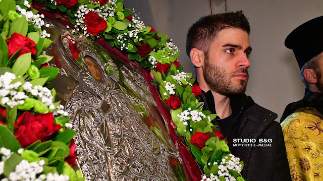 Πανηγυρικός εσπερινός στον Ιερό Ναό της Αγίας Βαρβάρας στον Ίναχο Αργολίδας (βίντεο)