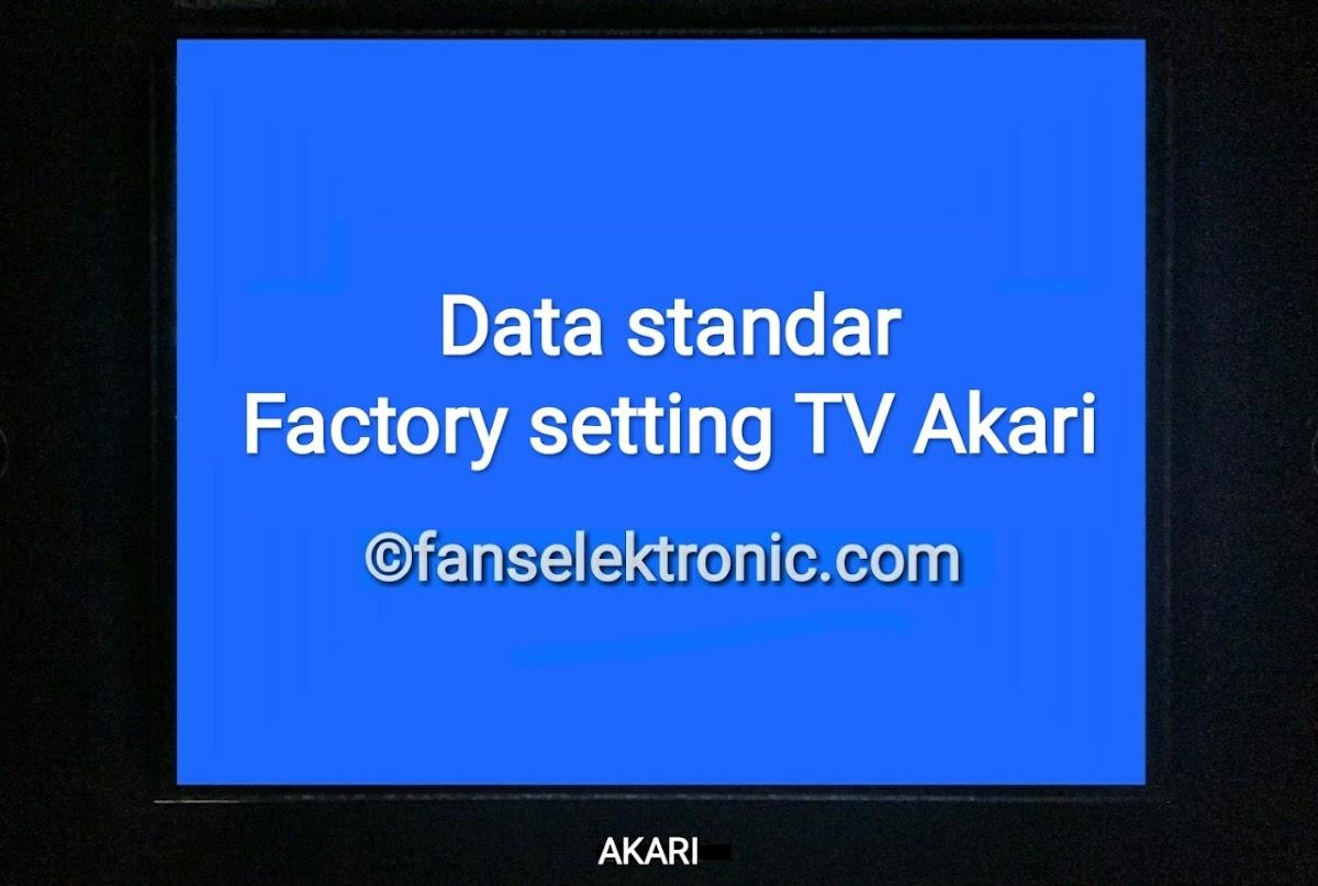 Data Factory Parameter Menu Servis Tv Akari