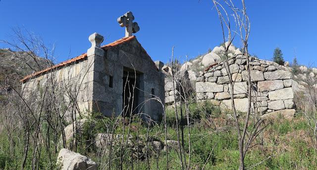 Opuszczone wioski w górach