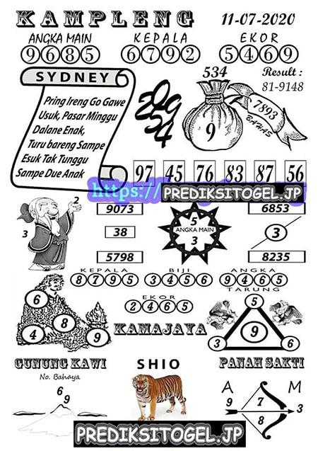 Kampleng Sydney Sabtu