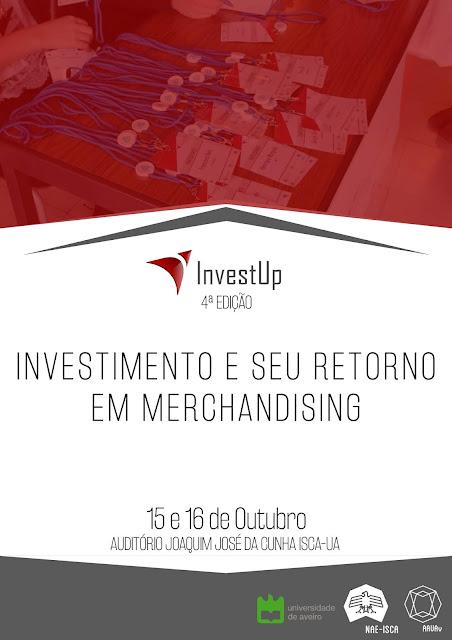 Inscrições 4ª Edição InvestUp
