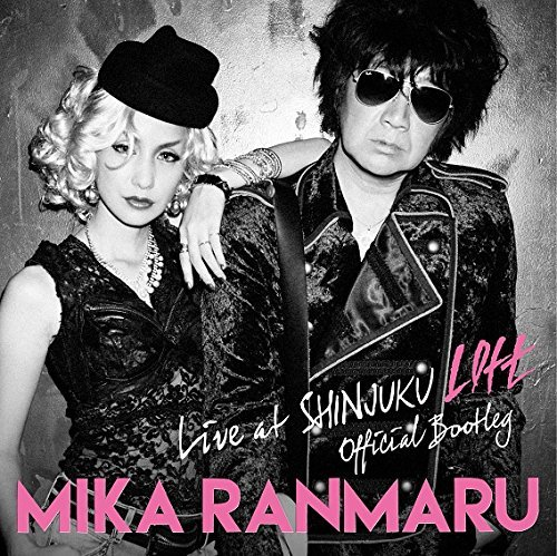 [Album] MIKA RANMARU – OFFICIAL BOOTLEG LIVE at SHINJUKU LOFT (2016.01.27/MP3/RAR)